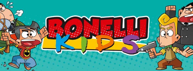 Bonelli Kids – In arrivo il gioco da tavolo
