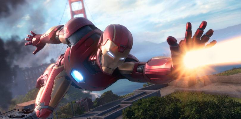 iron man marvel avengers