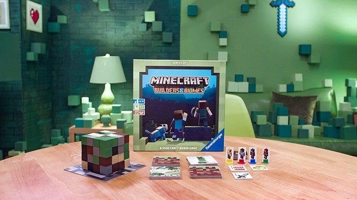 gioco da tavolo Minecraft