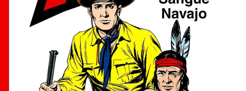 Sergio Bonelli Editore presenta Tex – Sangue Navajo