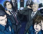 Manga per l'anime Psycho-Pass 3