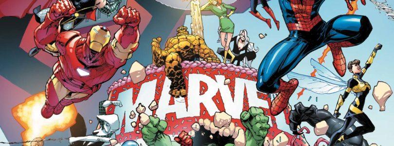 Marvel – In arrivo una linea di scarpe