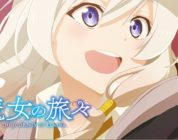Annunciato anime per Wandering Witch
