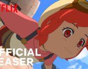 Teaser trailer per l'anime Eden