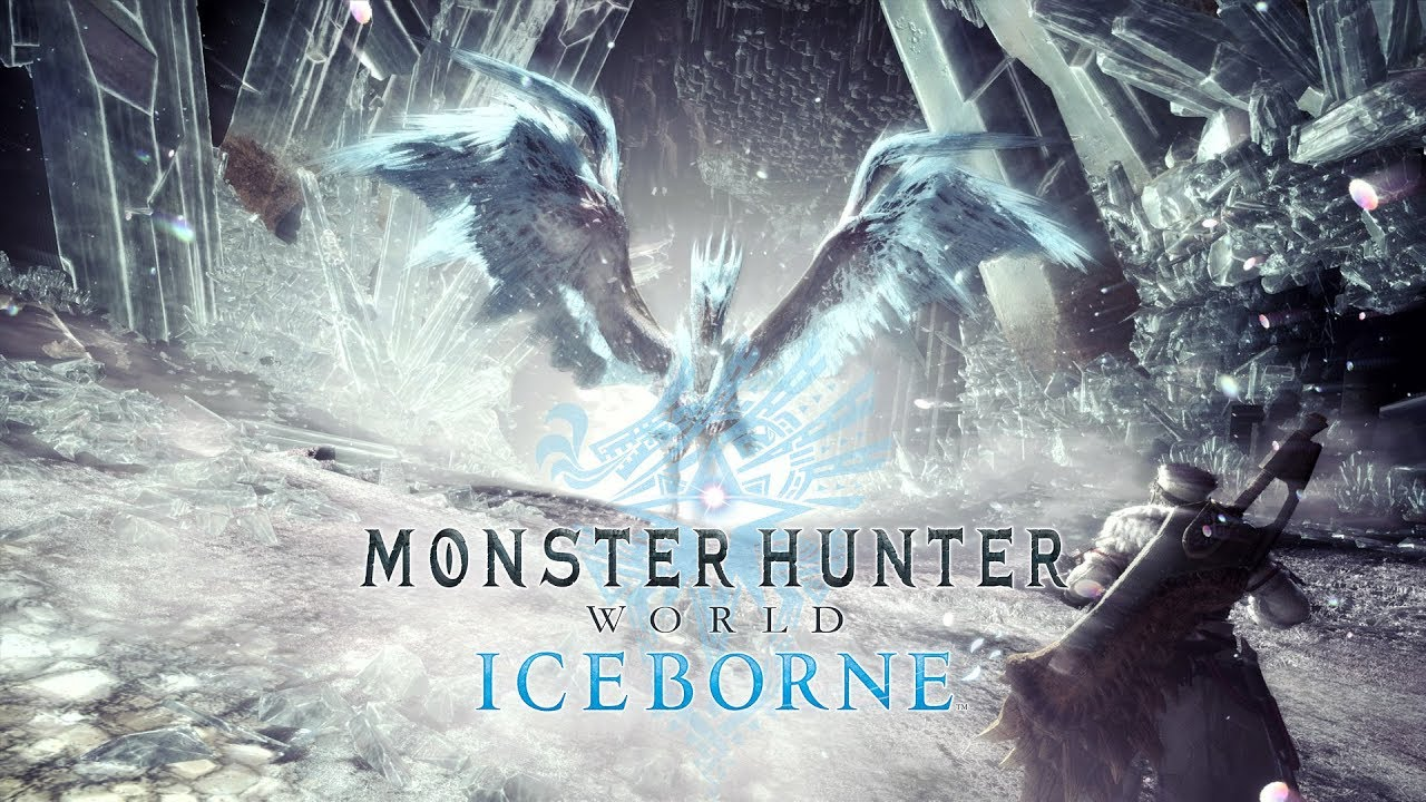 Monster hunter world iceborn