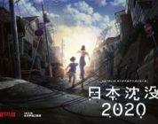 Annunciato da Netflix serie anime Japan Sinks