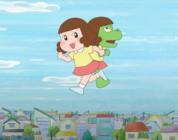 Rivelata data di uscita per Dino Girl Gauko
