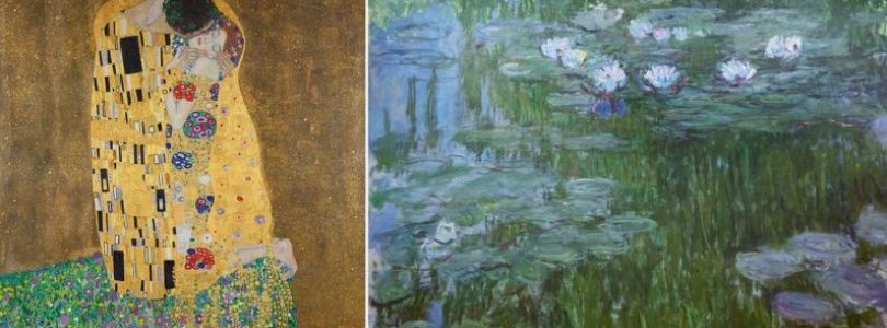 Koch Media e Nexo Digital presentano due cofanetti dedicati a Monet e Klimt & Schiele