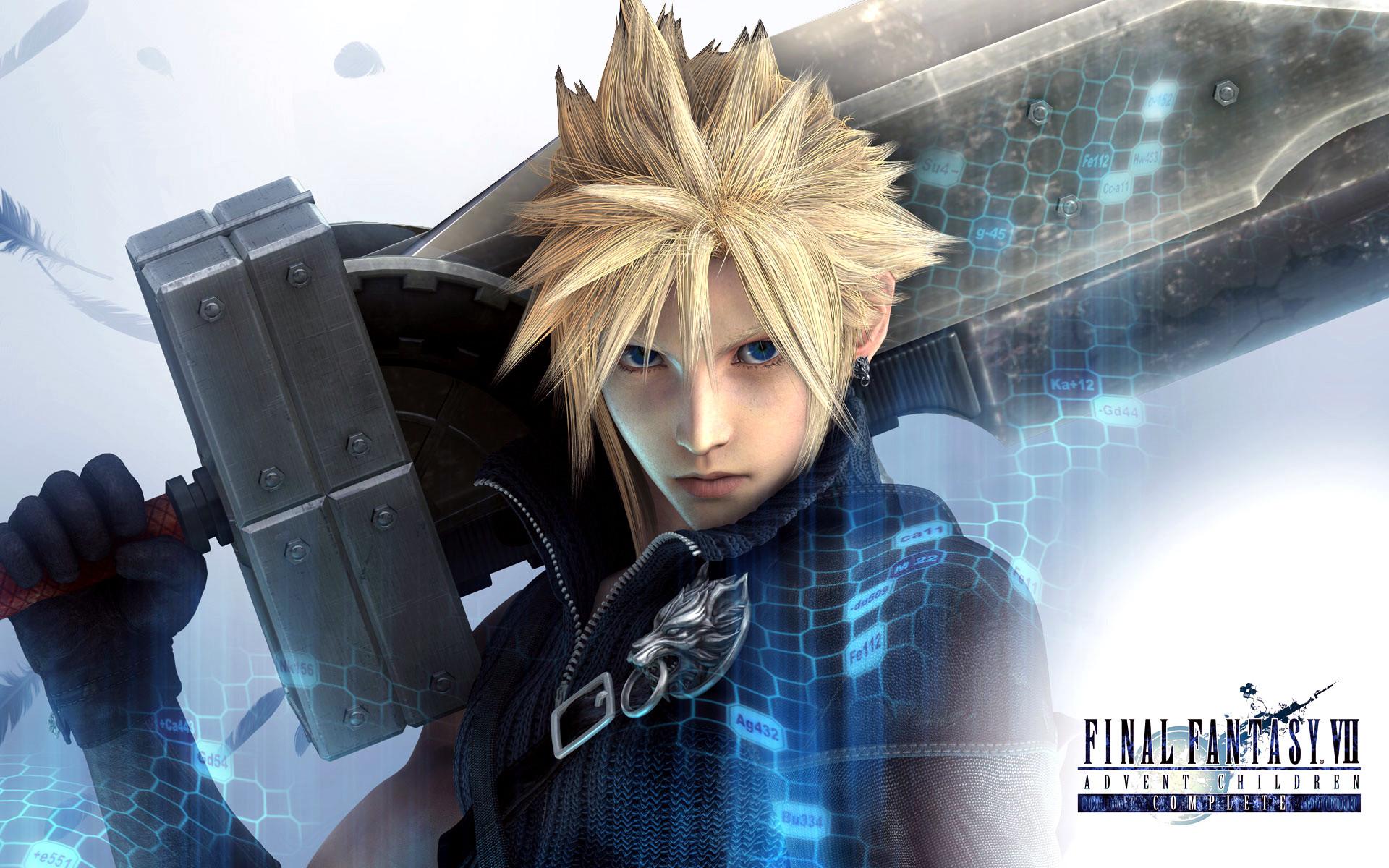 Cloud Final Fantasy VII