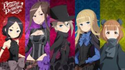 Rilasciato manga Princess Principal