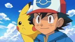 Pokemon anime