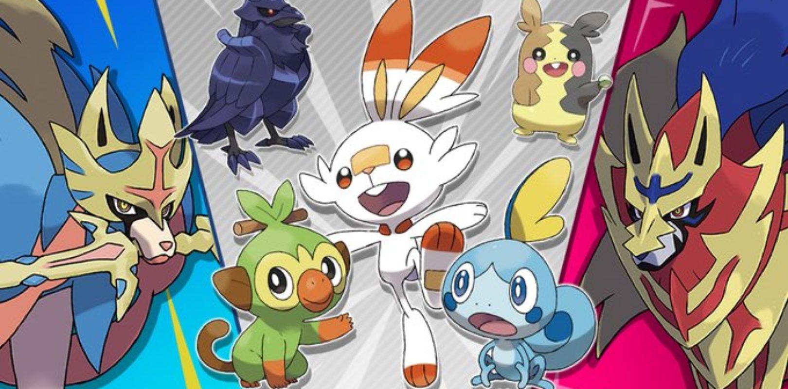 I Pokémon di Galar in Smash