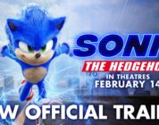Nuovo trailer per Sonic the hedgehog