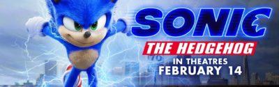 Nuovo trailer per Sonic the hedgehog