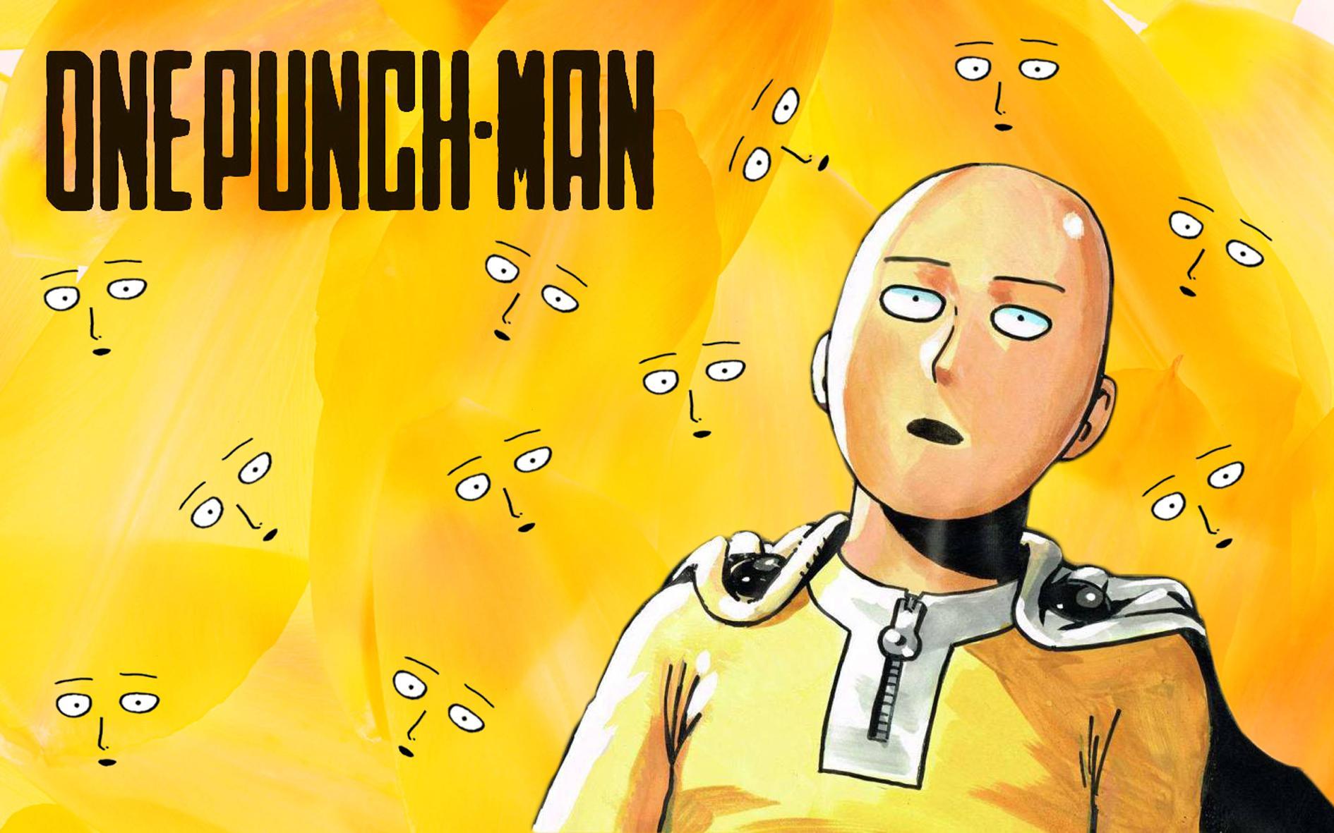Primi minuti del terzo OVA di One Punch man