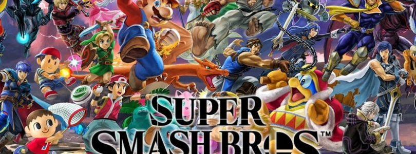 personaggi super smash bros.