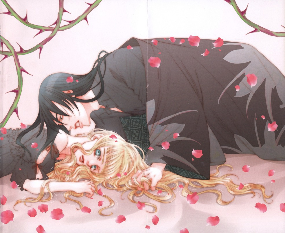 Riprende il manga Black Rose Alice