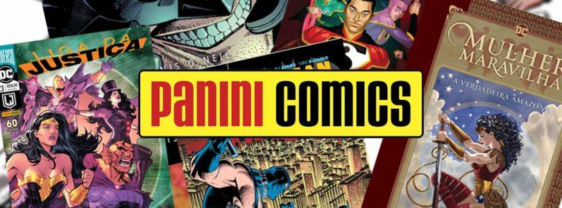 Accordo tra Panini Comics e DC Comics