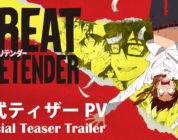 Video promo per l'anime Great Pretender