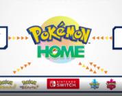 Pokemon home