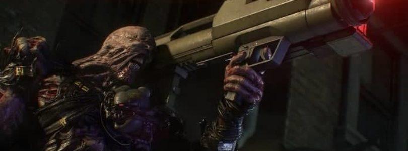 Nemesis Resident evil 3 remake