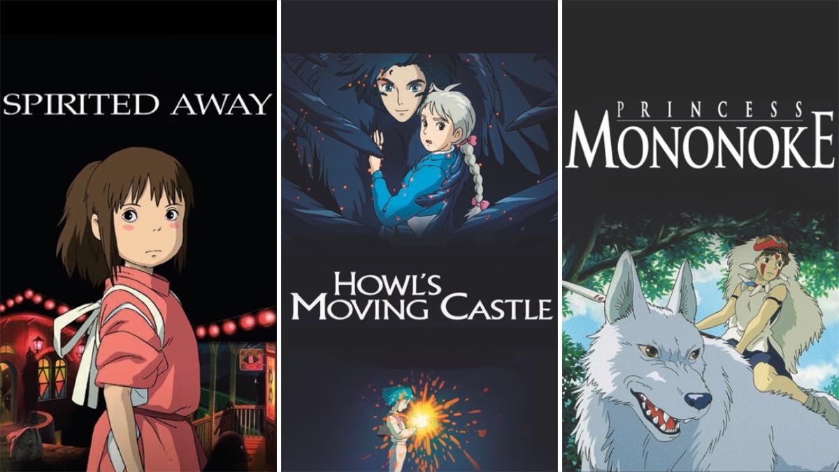 21 titoli dello Studio Ghibli arrivano su Netflix