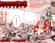 Capitolo finale per Shaman King red crimson
