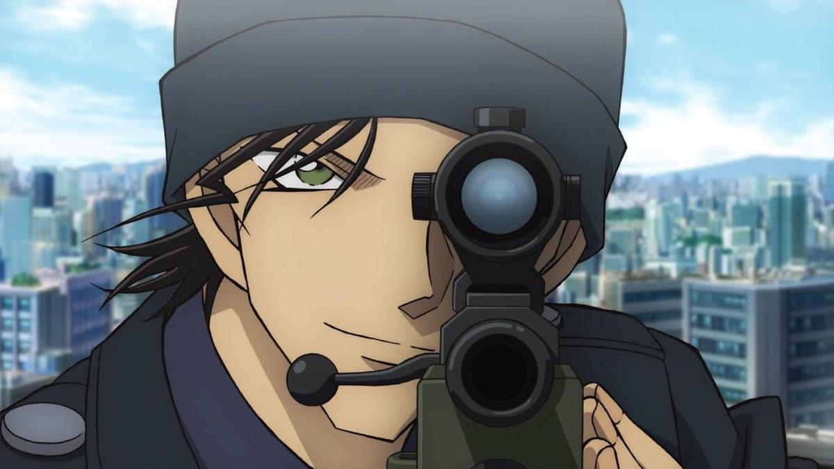 Novel su Akai per Detective Conan