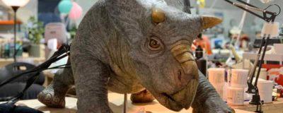 Jurassic Wolrd 3 – Il web impazzisce per Baby Triceratopo