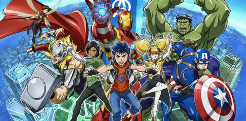 Marvel Future Avengers su Disney+