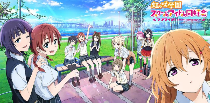 Nuova serie Love Live Nijigasaki Gakuen