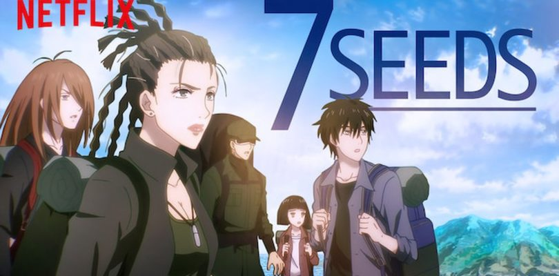 Data di uscita di 7SEEDS seconda stagione