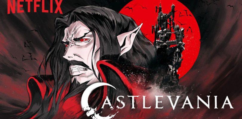 Data di uscita per terza stagione di Castelvania