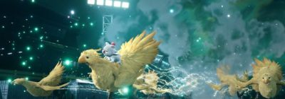 chocobo final fantasy VII
