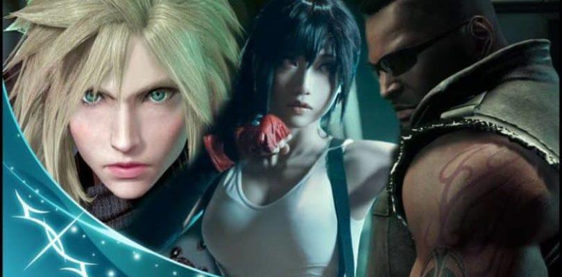 Tifa Final Fantasy VII