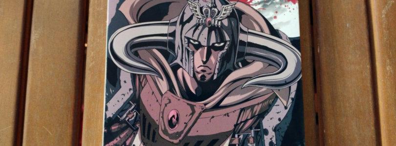 recensione ken il guerriero la leggenda di raoul, il dominatore del cielo