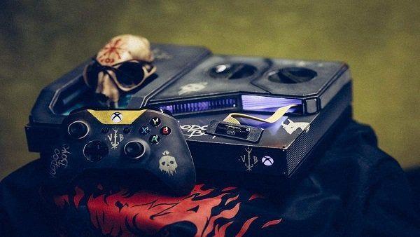 controller XBOX Cyberpunk 2077