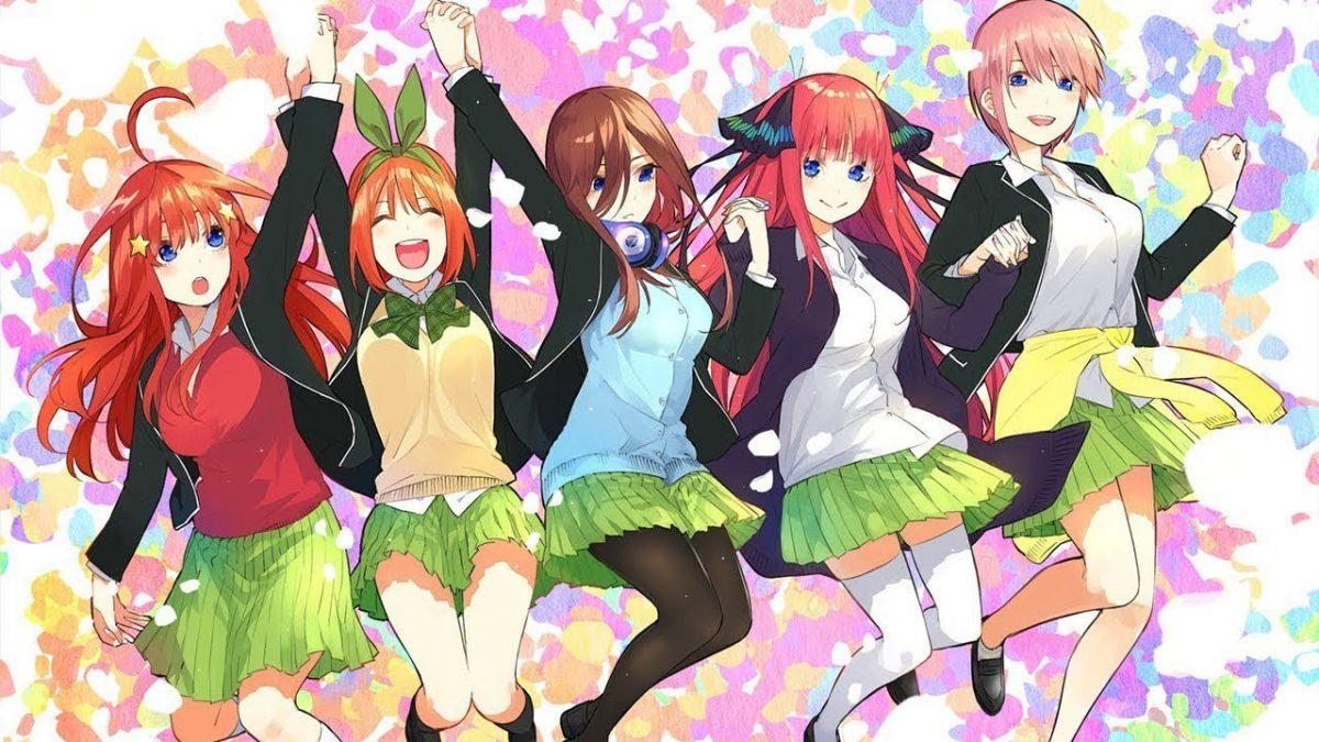 The Quintessential Quintuplets, il manga giunge al termine