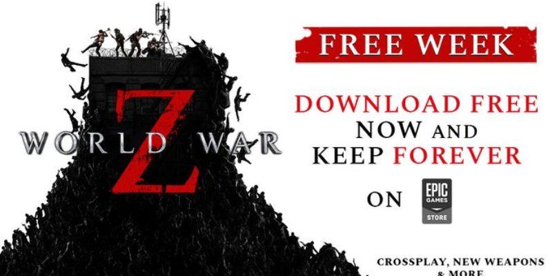 World War Z Epic Games