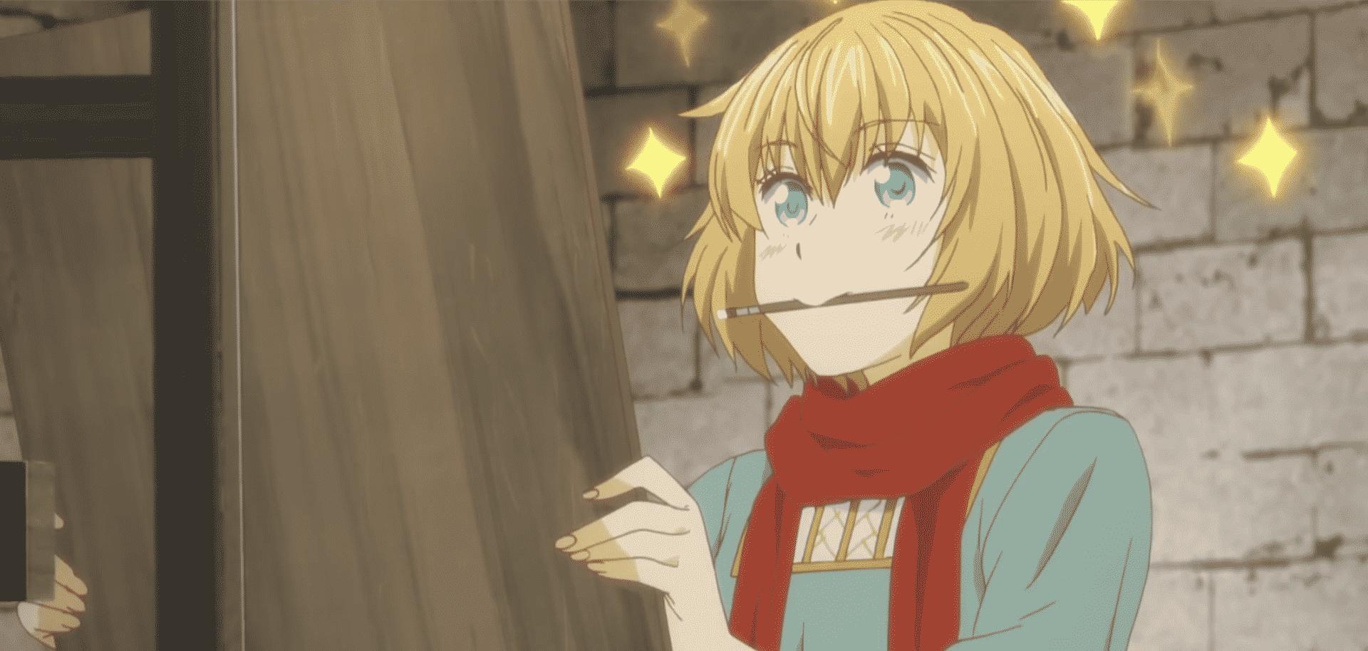 Nuovo video promo per l'anime Arte