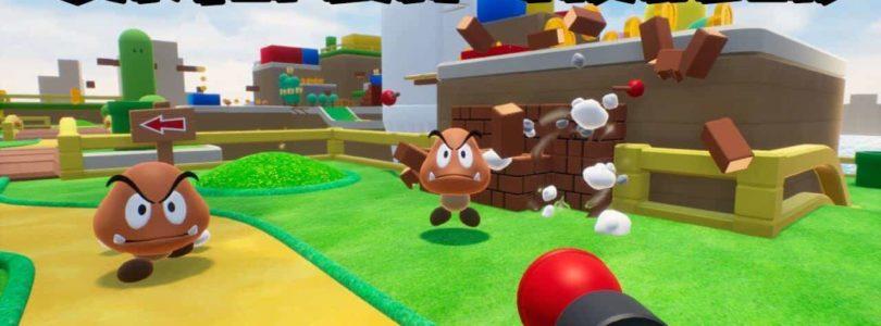 Super Mario Bros FPS