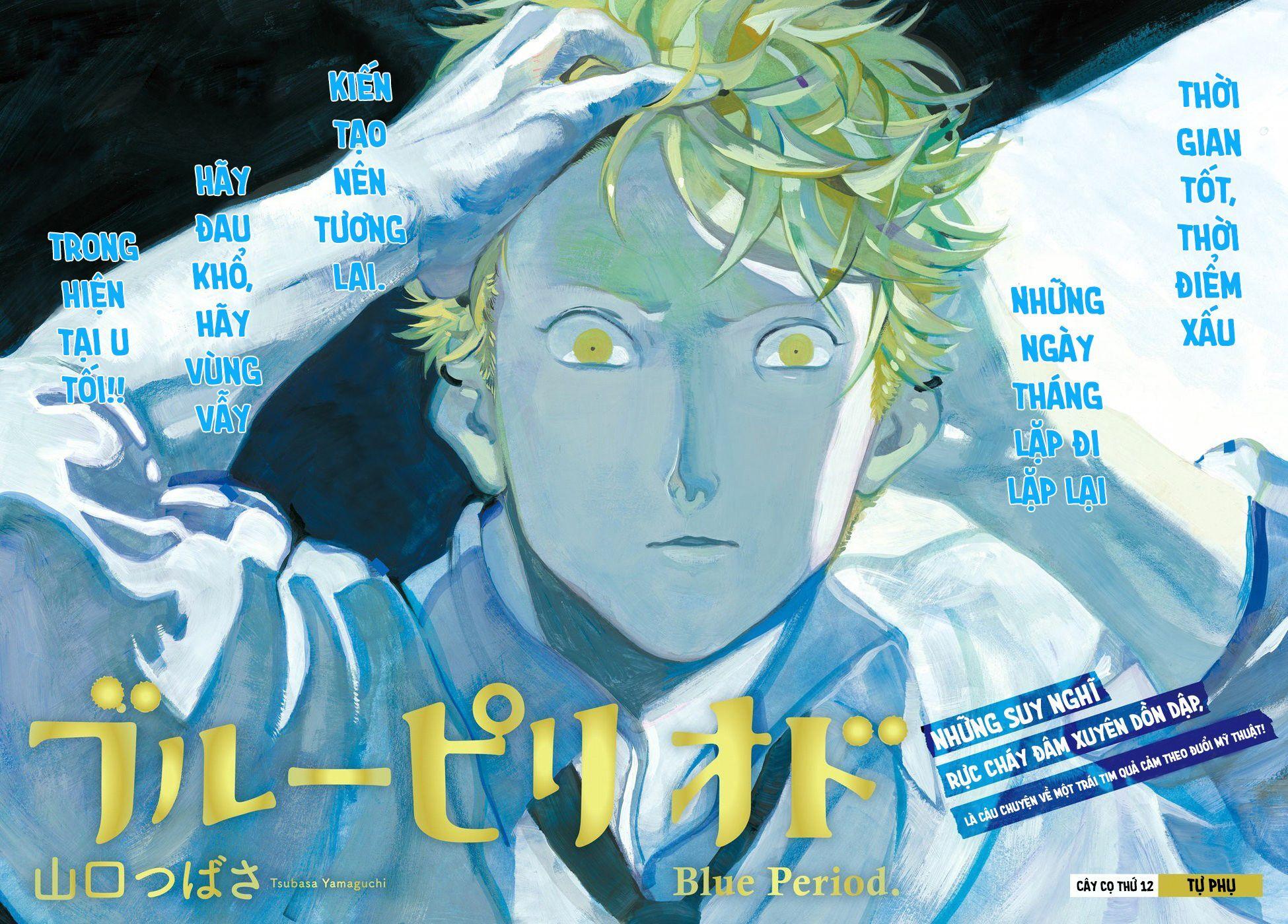 Il manga The Blue Period. vince i Manga Taisho Awards