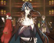 Bungo to Alchemist anime