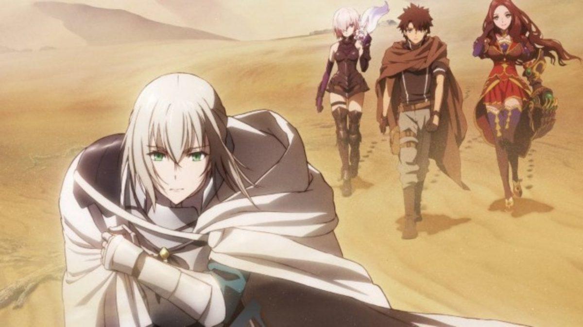 Teaser video per il primo film di Fate/grand order