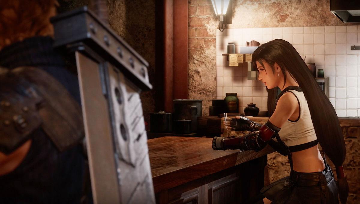 Tifa Lockhart Final Fantasy VII Remake
