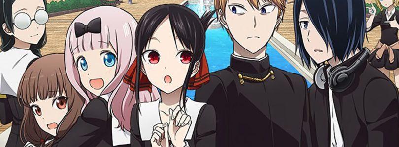 Video promo per seconda stagione di Kaguya-sama