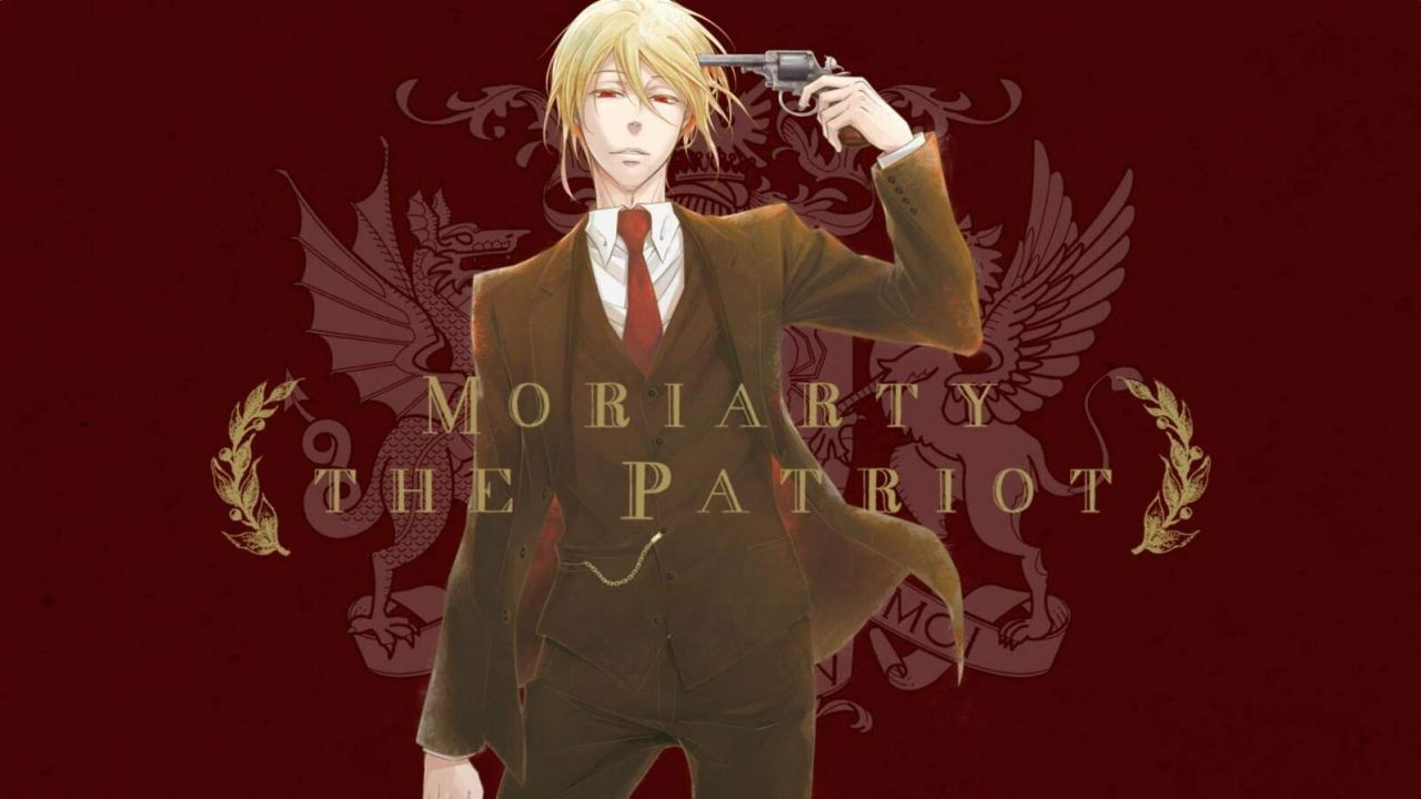 Anime Moriarty the Patriot, visual e staff