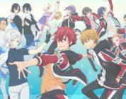 Adattamento manga per Skate-leading Stars