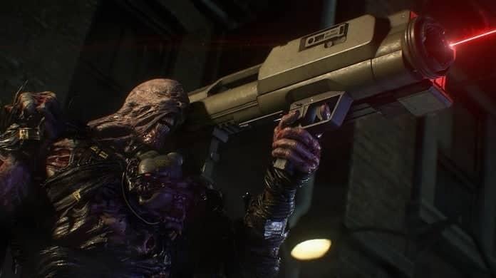 Nemesis Resident Evil 3