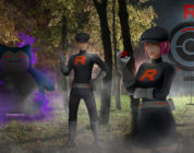 Team Go Rocket rafforza i Pokemon ombra